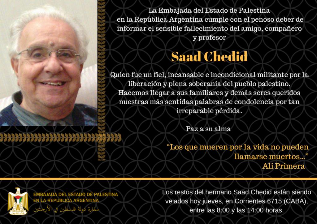 Saad Chedid