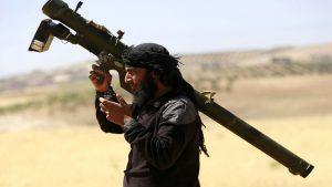 Armas de contrabando - Terroristas - Estados Unidos - Fuente foto Hispan TV - Data Urgente