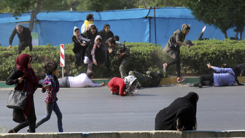 Atentado en Irán - Fuente foto Mehr News Agency - Data Urgente