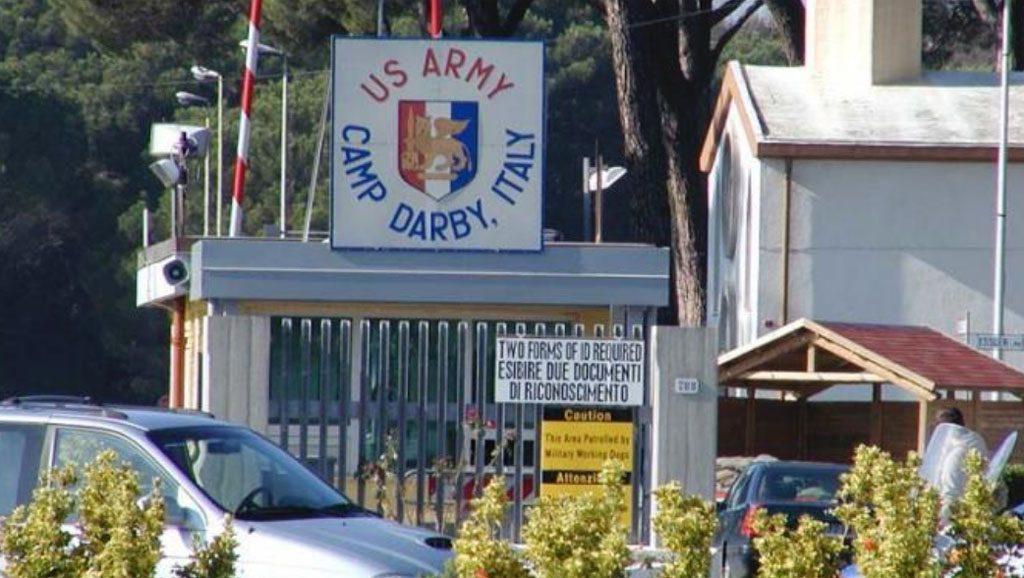 Camp Darby - Fuente foto web - Data Urgente