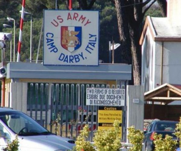 Camp Darby - Fuente foto web - Data Urgente