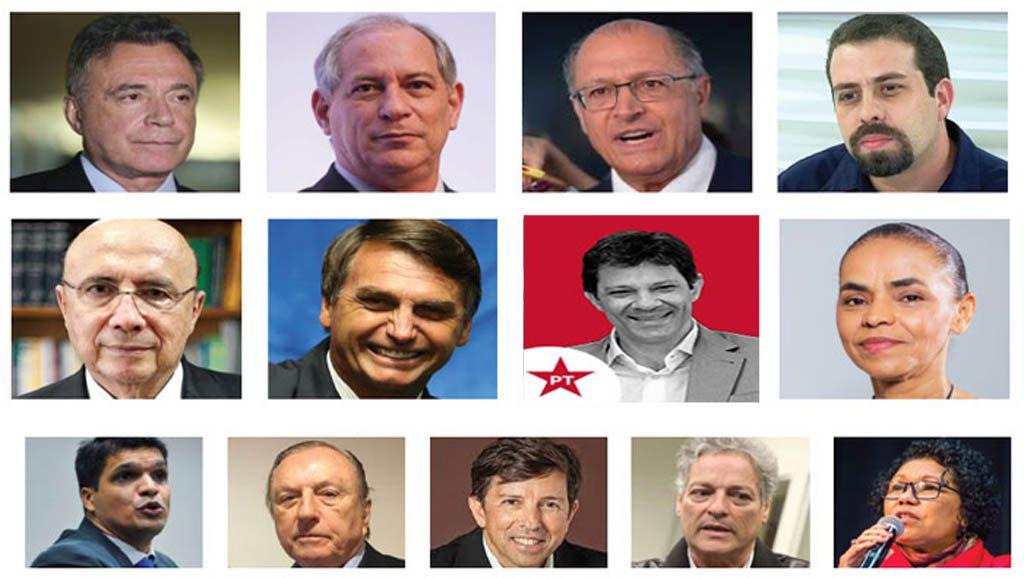 Candidtaos - Brasil - Data Urgente
