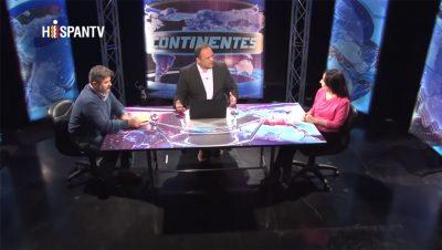 Cascos Blancos - Continentes - Sebastián Salgado - Hispan TV - Data Urgente