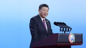 China África - Forum - Fuente foto CGTN - Data Urgente