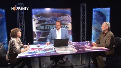 Crímenes contra la humanidad - Sebastián Salgado - Hispan TV - Data Urgente