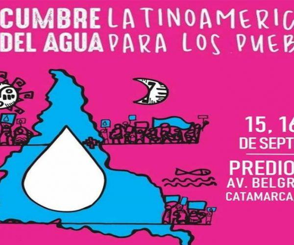 Cumbre latinoamericana del agua para los pueblos - Data Urgente