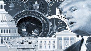 Deep State - Donald Trump - Fuente foto web - Data Urgente