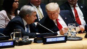 Donald Trump - ONU - Fuente foto web - Data Urgente