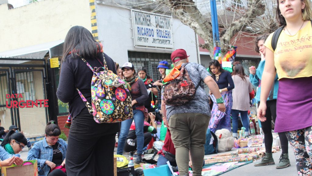 Encuentro de Mujeres, Travestis, Transexuales y Lesbianas 14