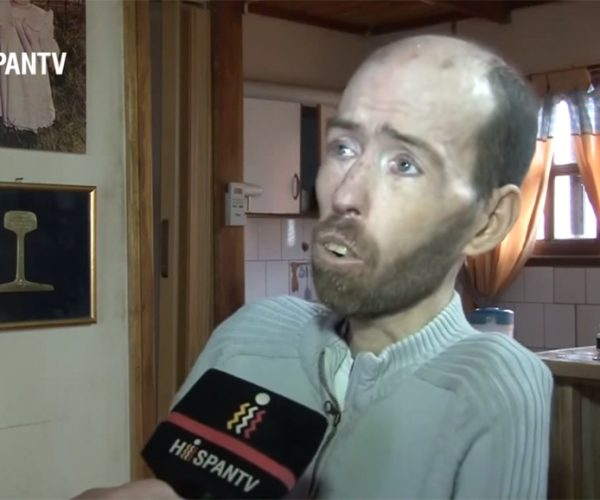 Fabián Tomasi - Fuente foto Hispan TV - Data Urgente