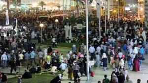 Feria internacional de Damasco - Fuente foto SANA - Data Urgente