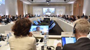 G20 Mendoza - Fuente foto web - Data Urgente