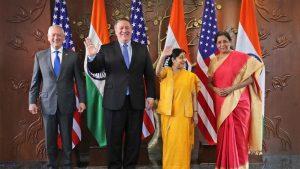 Gira estadounidense por la India - Fuente foto web - Data Urgente