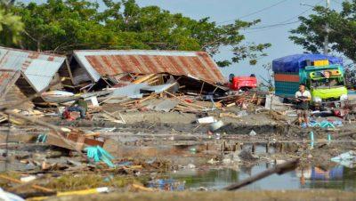 Indonesia - Tsunami - Fuente foto web - Data Urgente