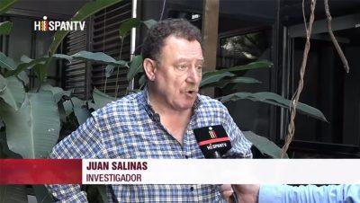 Juan Salinas - Infamia - Fuente Hispan TV - Data Urgente