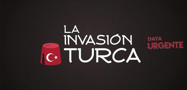 La invasión turca - Sebastián Salgado - Data Urgente -
