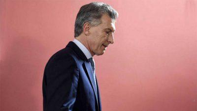 Macri - Crisis Argentina - Fuente foto web - Data Urgente