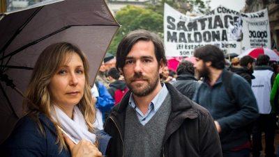 Myriam Bregman - Nicolás del Caño - Fuente foto web - Data Urgente