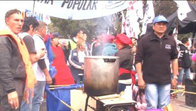 Ollas populares - Fuente foto Hispan TV - Sebastián Salgado - Data Urgente