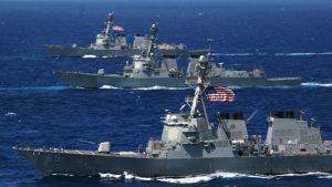 Operación Unitas - Mar Caribe - Fuente foto web - Data Urgente