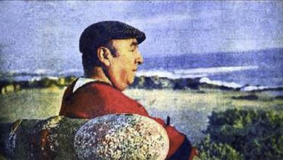 Pablo Neruda - Fuente web - Data Urgente
