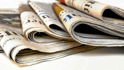 Papel prensa - Medios - Fuente foto web - Data Urgente