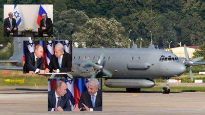 Siria - Rusia - Israel - Fuente fotos web - Composición Data Urgente
