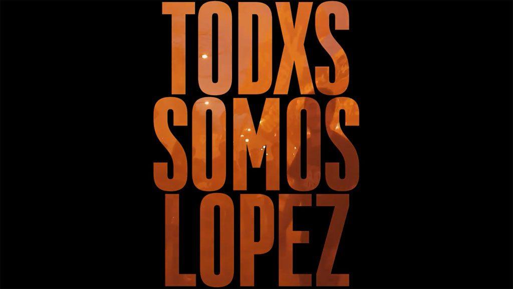 Todxs somos López - Fuente foto Trailer oficial - Data Urgente