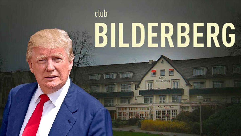 Trump - Bilderberg - Fuente foto web - Data Urgente
