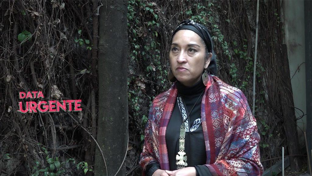 Weichafe Mapuche Moira Millán - Data Urgente