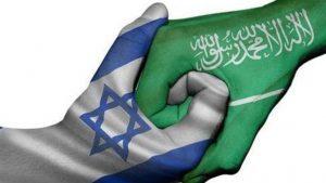 Alianza Israel - Arabia Saudí - Fuente foto web - Data Urgente