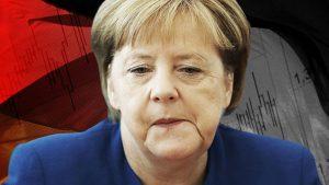 Angela Merkel - Fuente foto web - Data Urgente