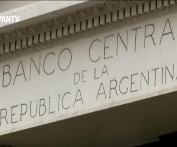 Banco Central Argentino - Fuente foto Hispan TV - Data Urgente