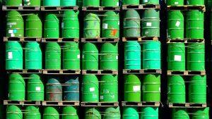 Barriles de Petróleo - Fuente foto web - Data Urgente