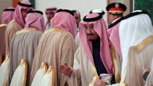 Bin Salman - Monarquía saudí - Fuente foto web - Data Urgente