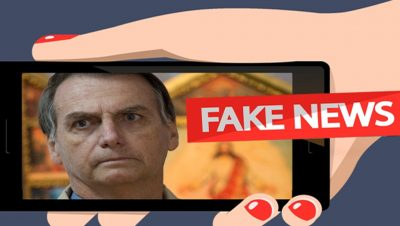 Bolsonaro - Fake News -