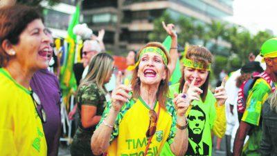 Bolsonaro - Presidente - Brasil - Fuente foto web - Data Urgente