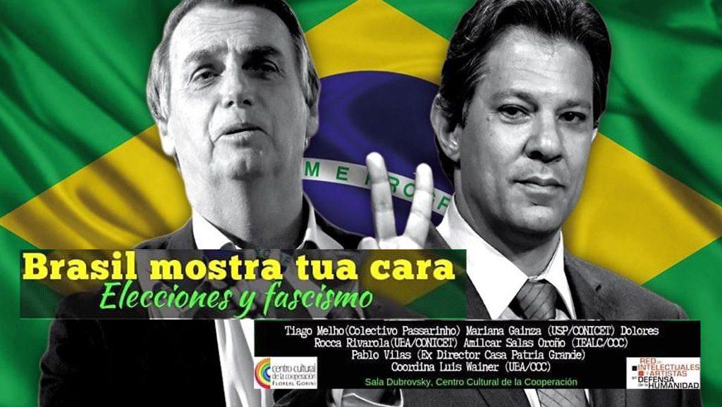 Charla - Brasil - Data Urgente