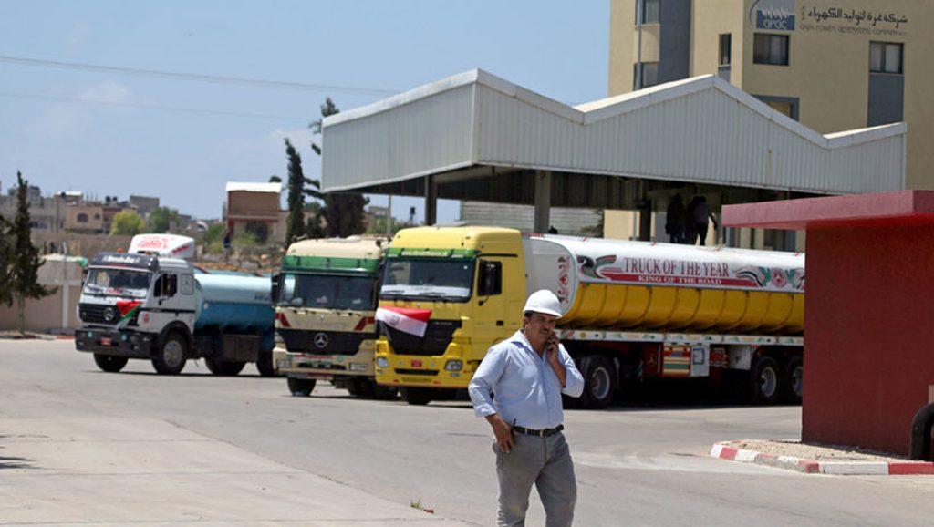 Combustibles - Palestina - Israel - Fuente foto web - Data Urgente