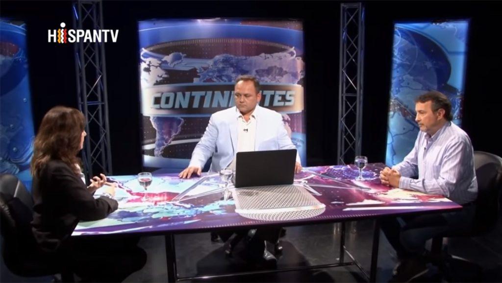 Continentes - Fuente Hispan TV - Data Urgente