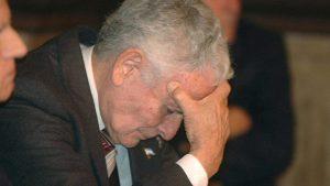 Etchecolatz - Represor - Genocida Argentino - Fuente foto web - Data Urgente