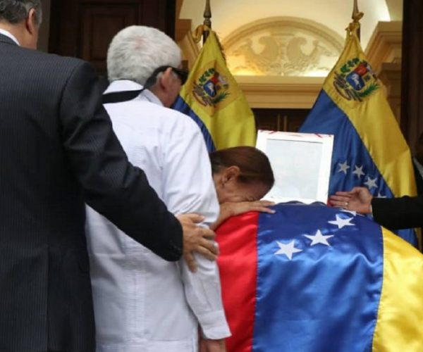 Fernando Alban - Venezuela - Fuente web - Data Urgente