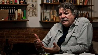Fernando Buen Abad Dominguez - Fuente foto web - Data Urgente