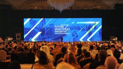 Future Investment Initiative - Davos del desierto - Fuente foto web - Data Urgente