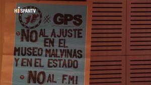 Grupo por la Soberanía - Malvinas - Fuente Hispan TV - Data Urgente