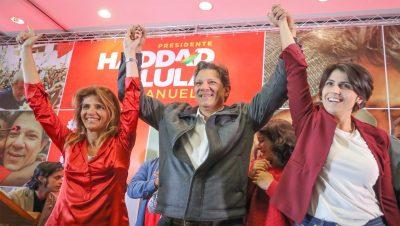 Haddad - 2da Vuelta - Brasil - Fuente Haddad - Data Urgente