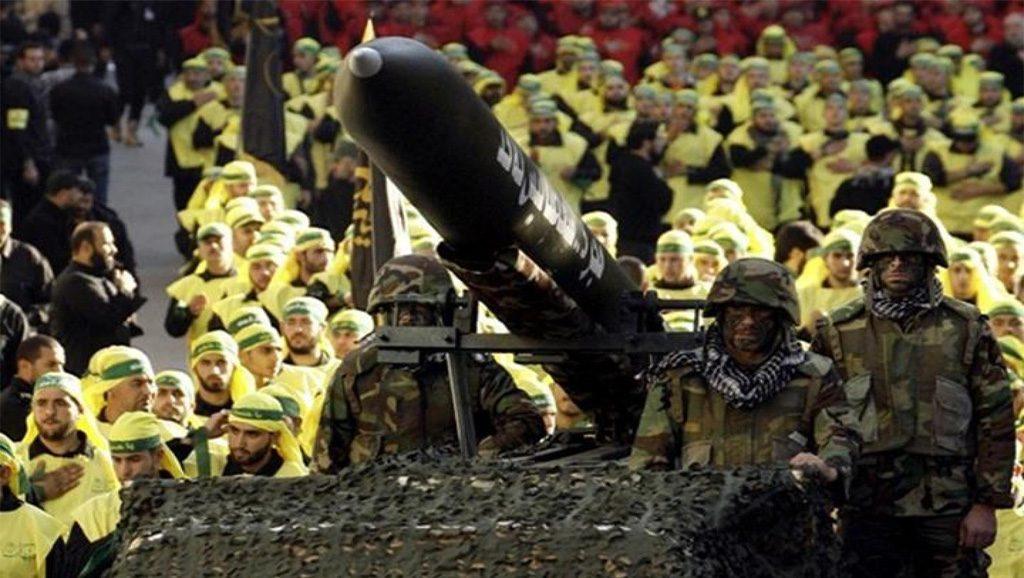 Hizbullah libanés - Fuente foto web - Data Urgente