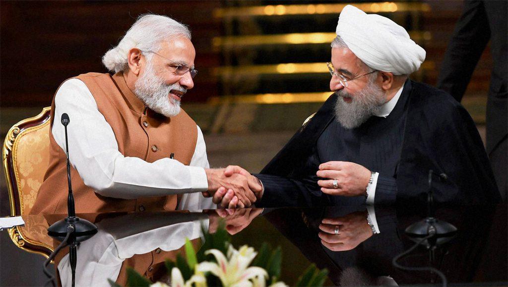 Irán - India - Fuente foto Data Urgente