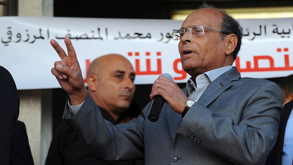 Moncef al-Marzuki - Tunez - Fuente foto web - Data Urgente