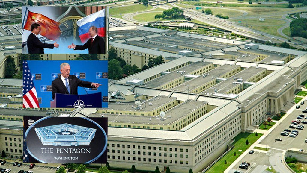 Pentágono - Estados Unidos - Fuente foto Remix Data Urgente